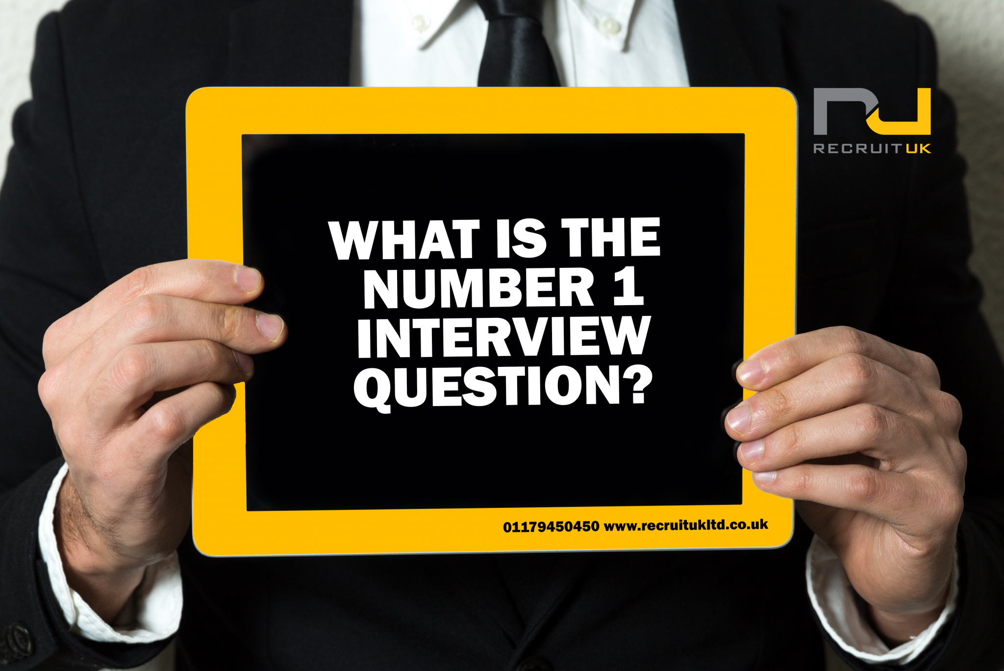 Top Interview Questions By Recruit UK