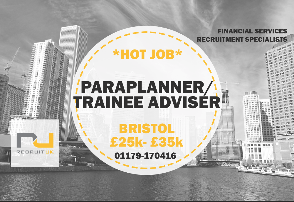 how to become a trainee paraplanner