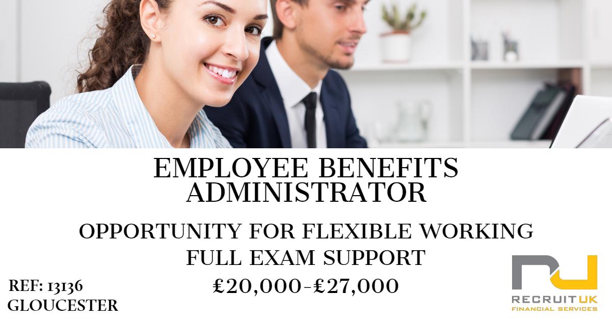 employee benefits administrator gloucester