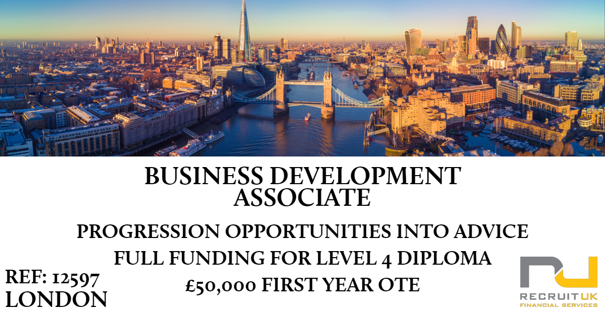 business development associate, london