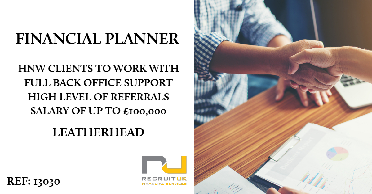 financial planner, leatherhead