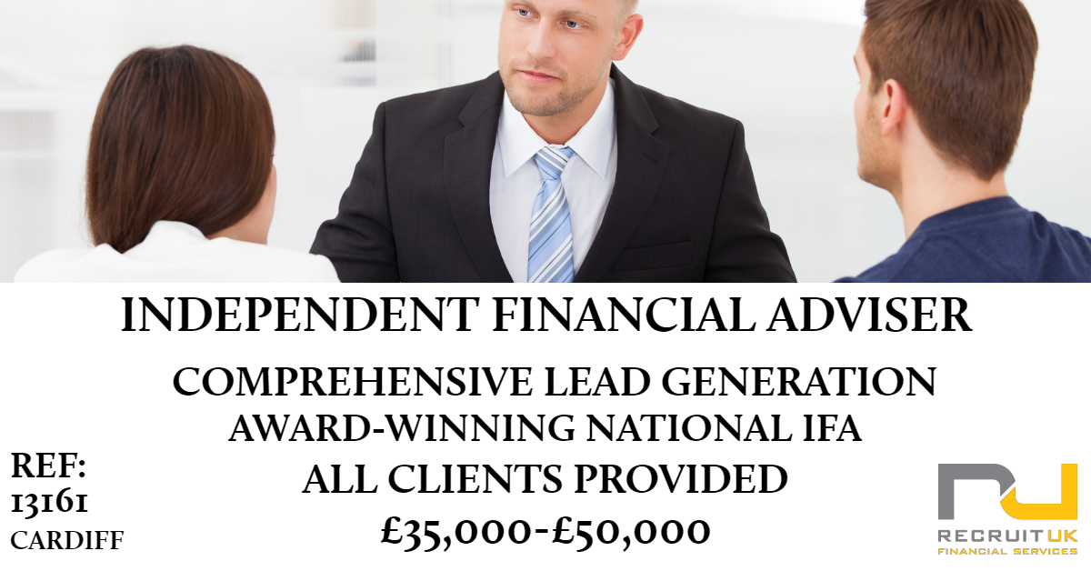 independent financial adviser, cardiff