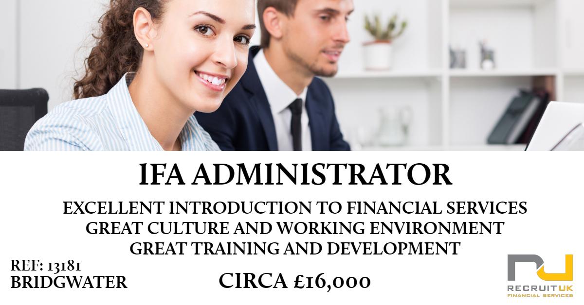 ifa administrator, bridgwater