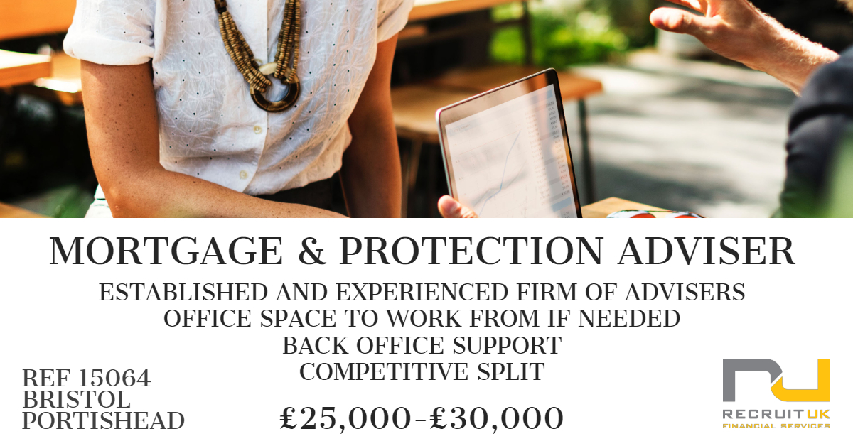 mortgage and protection adviser