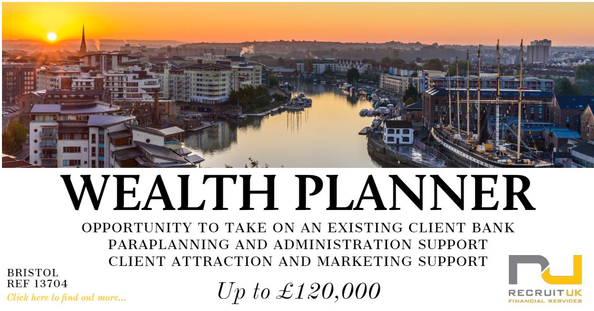 Wealth Planner, Bristol