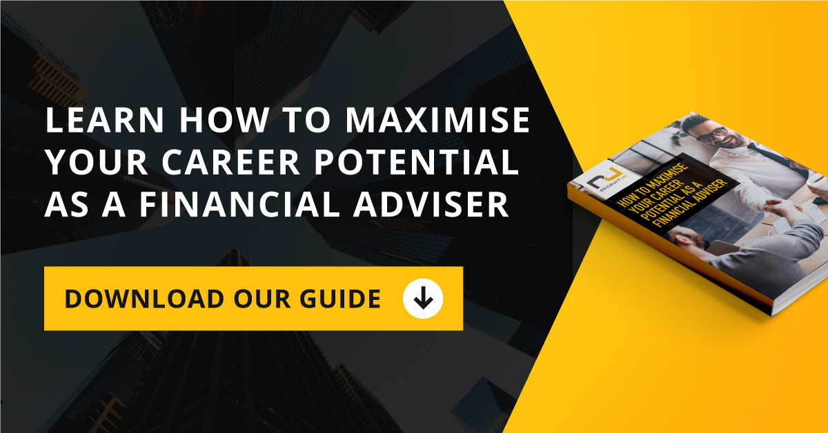What are the benefits of being a Chartered financial adviser