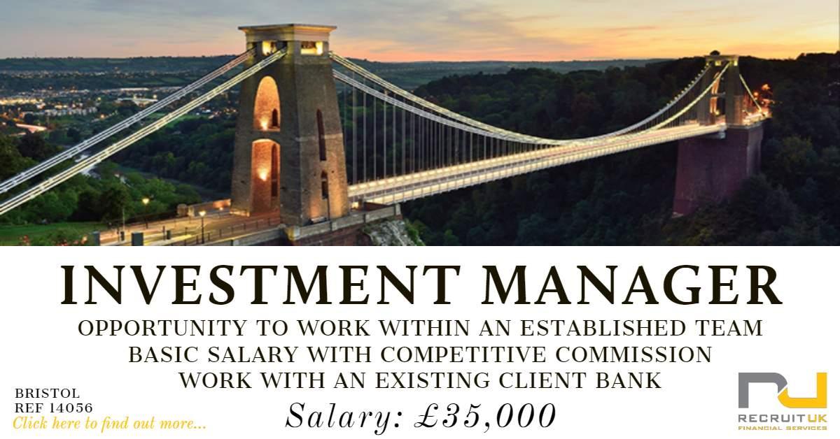 Investment Manager, Bristol