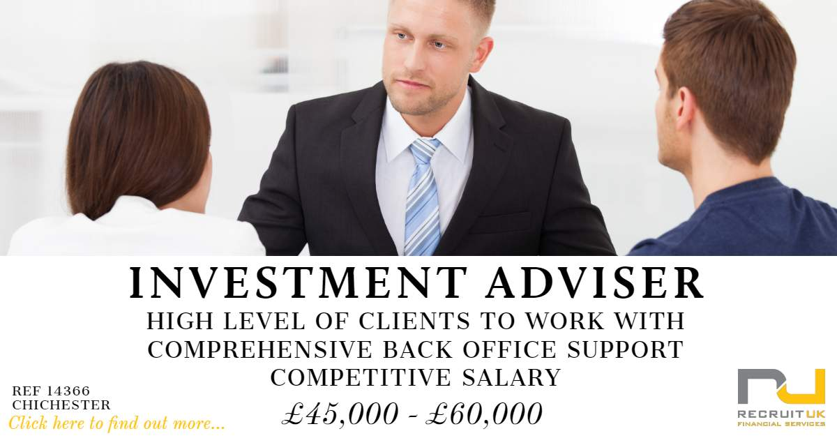 Investment Adviser, Chichester