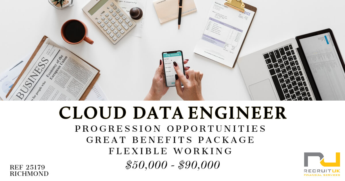 Cloud Data Engineer, Richmond