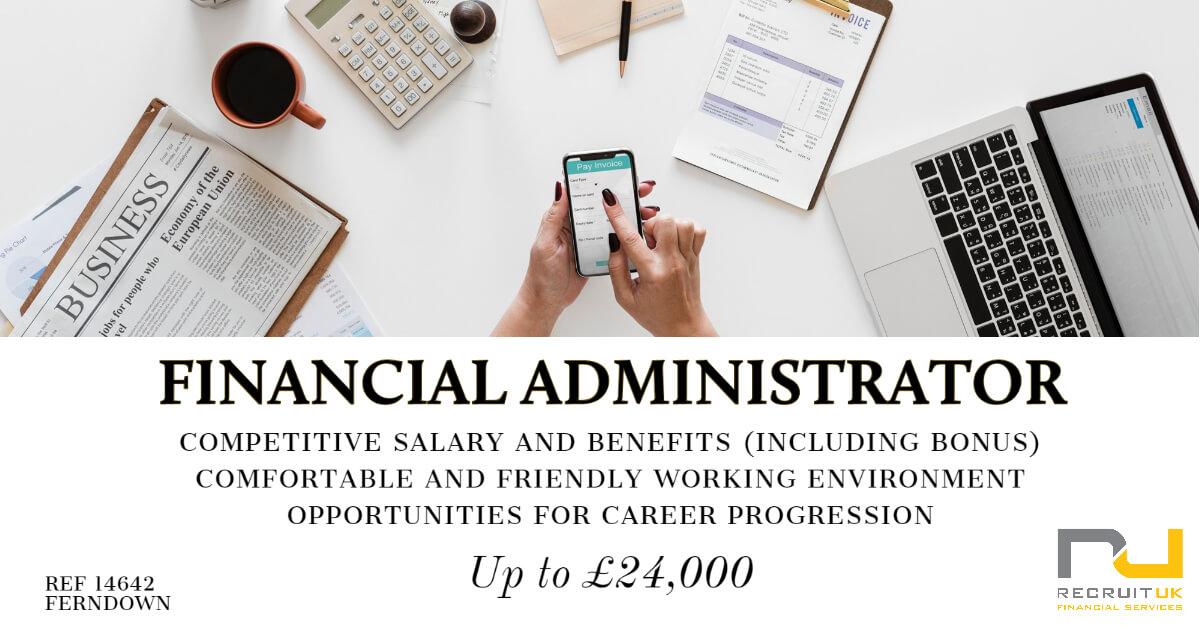 Financial Administrator, Ferndown