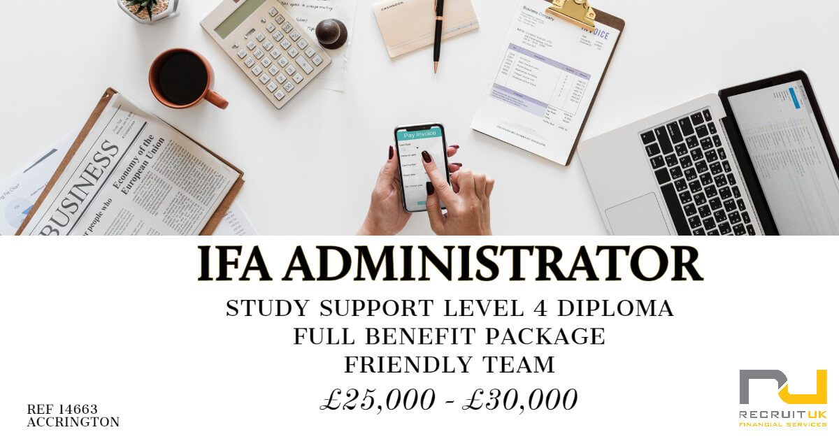 IFA Administrator, Accrington