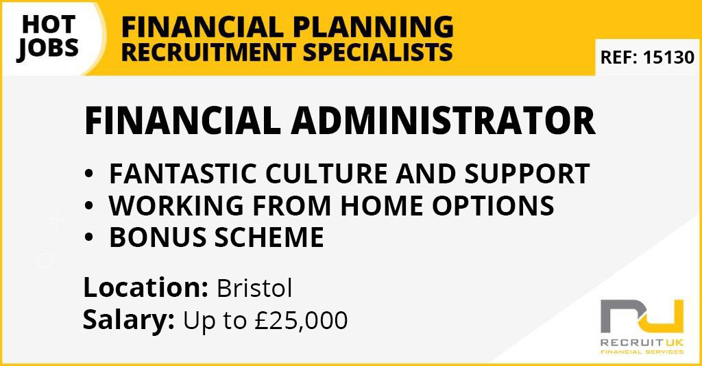 Financial Administrator, Bristol