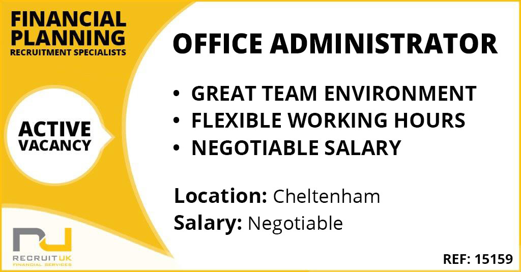 Office Administrator, Gloucester